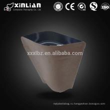 Alibaba Китай Поставщик Пользовательские напечатанные Eco-friendly алюминиевая фольга Kraft бумажный мешок / мешок еды упаковывая