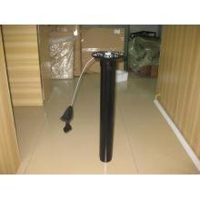 Base réglable de table de mécanisme de levage de gaz en aluminium