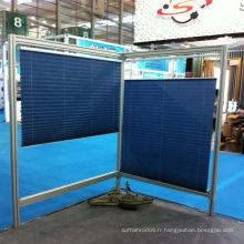 2014 Chine mini stores chauds sans plomb chaud en bonne qualité, stores en papier plissé