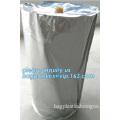 protective lining, Plastic Drum Cap Sheets, Barrels liner, bucket liner, pail liner