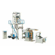 PE Film Blowing and Flexographic Printing Printing Line Set