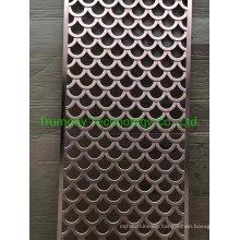 PVDF Powder Painting Factory Customized Aluminium Plate Plain Flat Sheet Aluminum Solid Panel