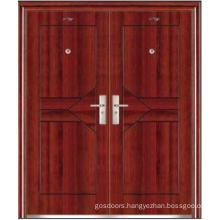 Steel Security Double Door (JC-031)
