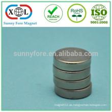 D12.5H3N40 China permanent N40 magnet