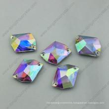 Glass Beads Sew on Crystal Stone Dysmorphism