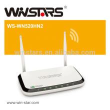 300m high power wireless-N 3G router,2 detachable omni directional antennas