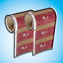 Zx Factory Price Aluminizing Packaging Films