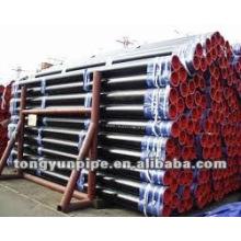 Construcción Tubería de acero de aleación