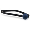Simple Style Leather Mouth Gag Soft Ball for Sex Bondage Muticolor Bdsm Sex Toys