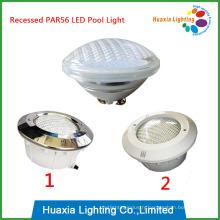 Thick Glass 24W PAR56 Bulb LED Pool Lamp