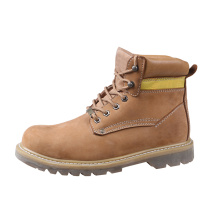 Goodyear Leather Metal Steel Toe Safety Boots Ufd024