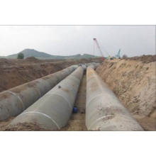 Customized Size Prestressed Concrete Cylinder Pipe