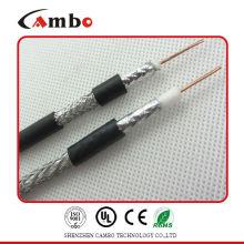 CCA/CCS/CU/BC RG 6 dual shielded