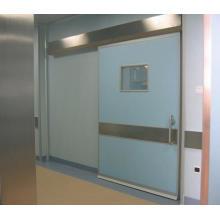 Portas de entrada do hospital