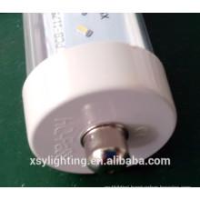 Single pin 44w 2.4m led tube light with ETL high power 8ft 44w led tube light