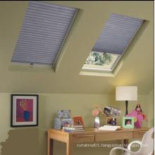 honeycomb fabric roof window curtain