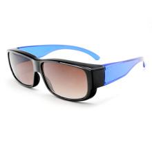 Unisex Designer Fashion Fit Over Sun Glasses Eyewear (14324)