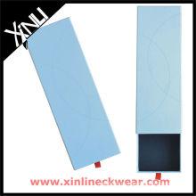 Caja de corbata de papel