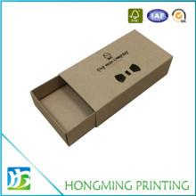 Bow Tie Packaging Drawer Kraft Paper Box