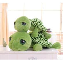 Cute Sea Animals Soft Stuffed Plush Big Eyes Turtle Toy