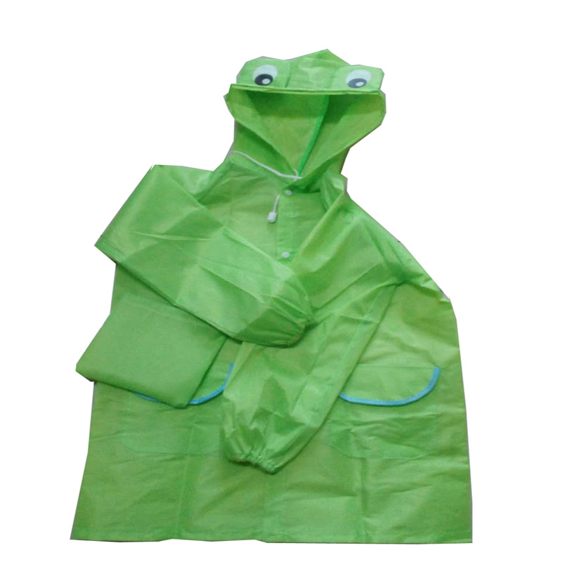 Polyester Kids Raincoat