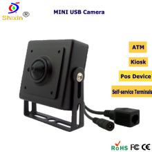 Mini caméra vidéo IP haute définition de 1 mégapixel (IP-608HM-1M)