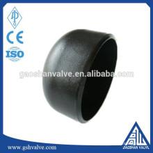 Astm a234 wpb Kohlenstoffstahl sch40 Pip Endkappe in China hergestellt