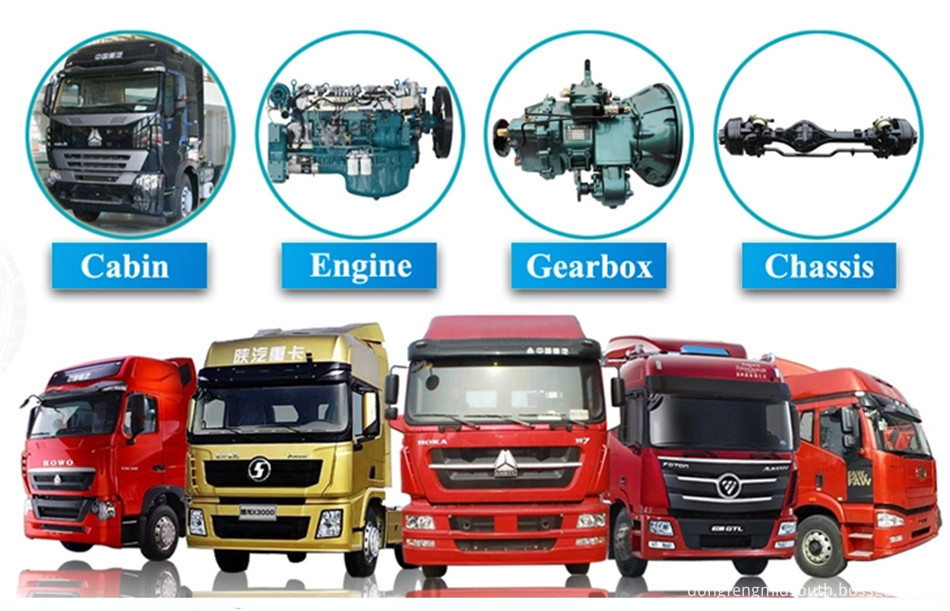 Truck spare parts1
