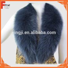 Precio razonable y diseño de moda Collar de piel de zorro