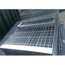 Hot DIP Galvanized Plain Steel Grating for Trench