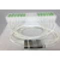 1X2 1X4 FTTH Mini divisor do tubo plc 1X8 1X16 1X32 1X64 1X128 divisor óptico / divisor da fibra óptica / divisor do plc