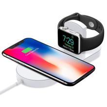 2 in 1 Wireless Charger iWatch und Telefon