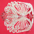 The beauty of the big AB diamond butterfly crown