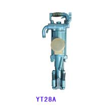 Martillo de mano neumático del taladro de aire del PDA para extraer