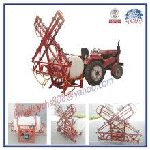 Сельскохозяйственный Трактор Машинами Установленный Спрейер Заграждения