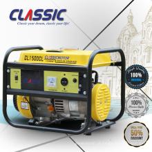 CLASSIC CHINA 1KW 950 gerador de gasolina portátil, 900W AC Gerador de gasolina de fase única, 1.2Kva gerador de gasolina