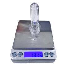 Factory Supply 13g Neck Size 28mm PCO 1881 Transparent PET Preform for Water Bottle