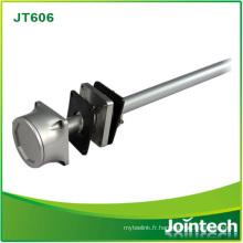 Capteur de niveau de carburant capacitif RS232 / RS485 pour réservoirs d'huile Solution de surveillance du niveau de carburant et de vol de carburant
