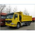 Caminhão de caminhão basculante da emissão 6X4 do Euro II de HOWO 336HP (ZZ3257N3447A1 / NOWA)