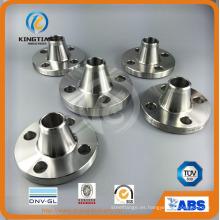 Bridas ANSI B16.5 Wp304 / 316 Class150 RF / FF de tubería de acero inoxidable (KT0370)