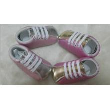 Saúde ortopédica suor sapatos de bebê bonito sapatos infantis (BH-8)