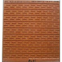 мозаика сетки формы для Фошань красный пейзаж
