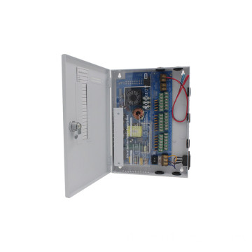 kotak logam aksesoris cctv power supply
