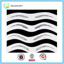 Fashion eyebrow sticker/eyebrow art