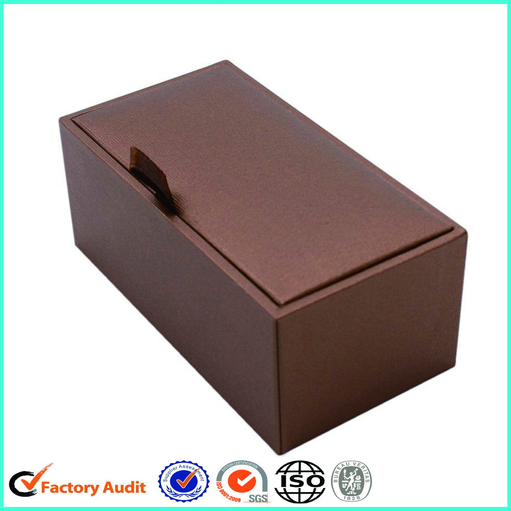 Cufflink Package Box Zenghui Paper Package Company 6 4