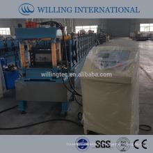 Металлическая машина для производства рулонной стали