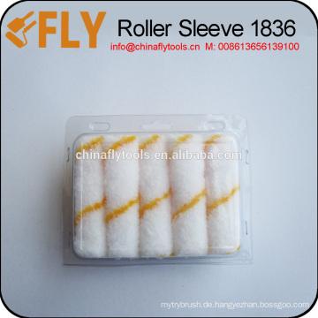 Hochwertiger Mini Roller Sleeve Farbroller Pinsel