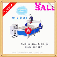 Syngood CNC Router SG1325-3D CNC wood carving Router