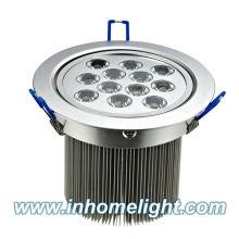 12W Led lumière de plafond lumière d'intérieur