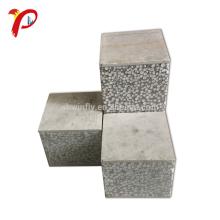 Eco содружественное EPS цемент сэндвич облегченные утепленные железобетонные панели стены интерьера
